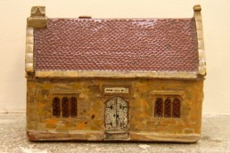 Ceramic model of the OSR PROJECTS